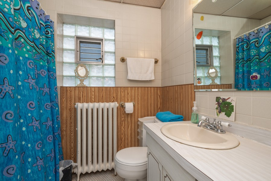Real Estate Photography - 2651 W Winona Street, Chicago, IL, 60625 - Bathroom