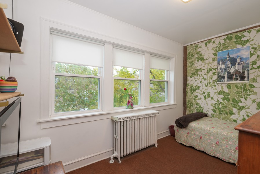 Real Estate Photography - 2651 W Winona Street, Chicago, IL, 60625 - 3rd bedroom