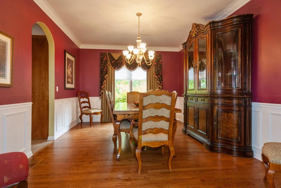 Real Estate Photography - 915 Burnham Court, Aurora, IL, 60502 - Dining Room