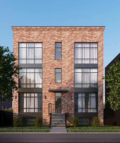 Real Estate Photography - 2721 W Haddon, 3W, Chicago, IL, 60622 -