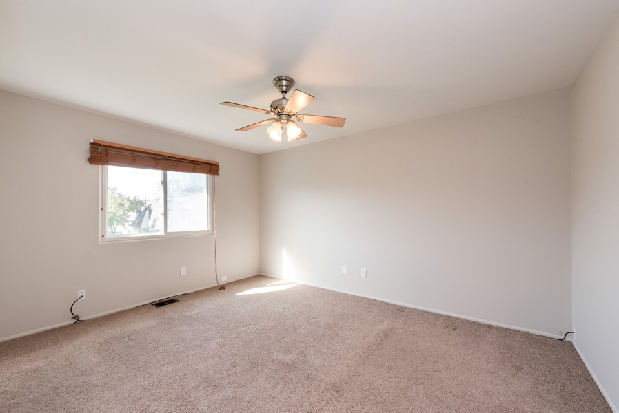 Real Estate Photography - 367 E 59Th Place, Merriville, IN, 46410 - 2nd Bedroom