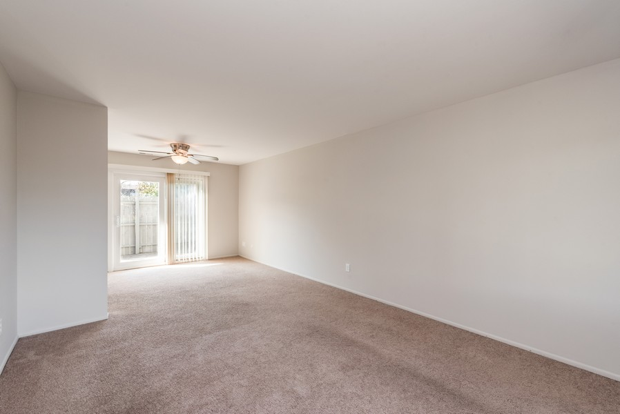 Real Estate Photography - 367 E 59Th Place, Merriville, IN, 46410 - Living Room/Dining Room
