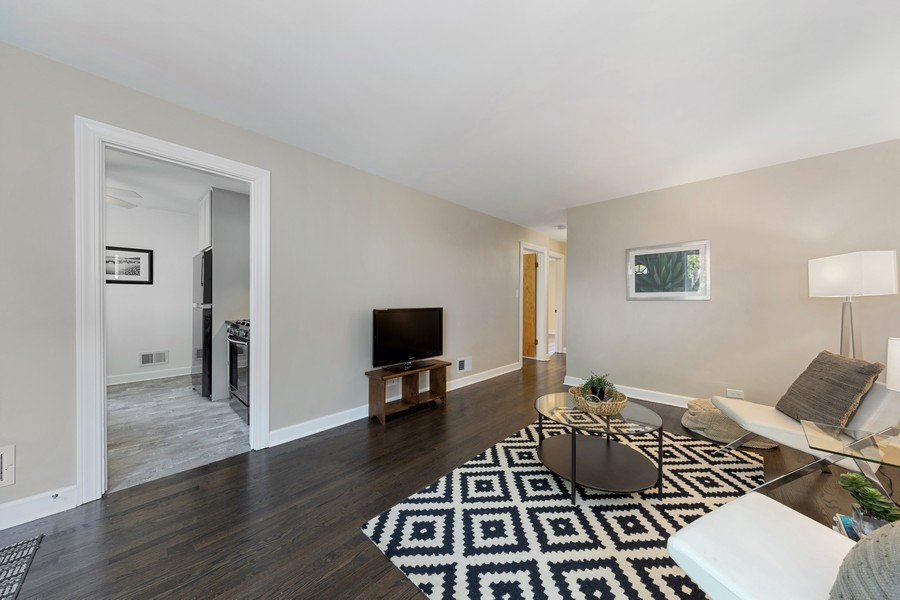 Real Estate Photography - 2230 South 11th Ave, North Riverside, IL, 60546 - Living Room