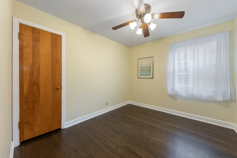 Real Estate Photography - 2230 South 11th Ave, North Riverside, IL, 60546 - Bedroom