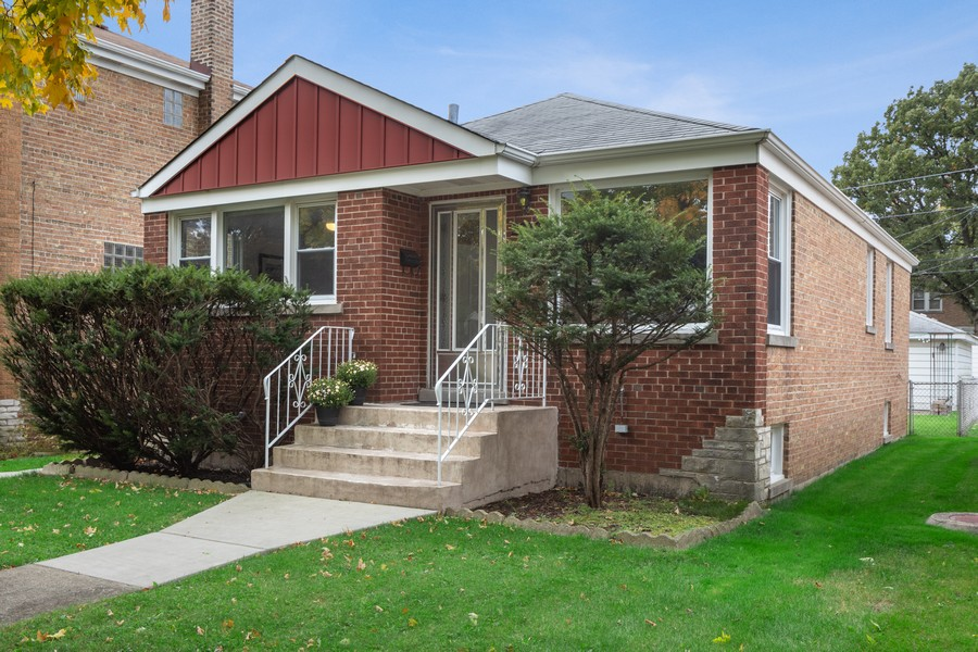 Real Estate Photography - 2230 South 11th Ave, North Riverside, IL, 60546 - Front View