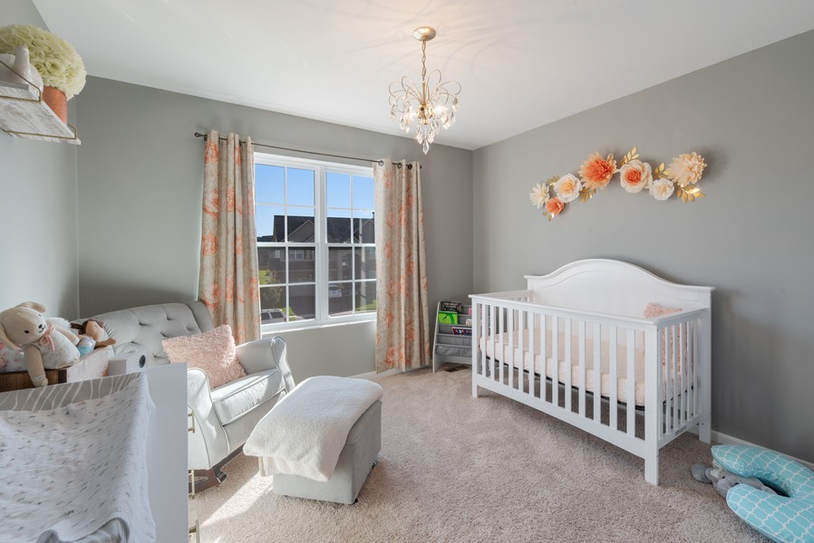Real Estate Photography - 1503 Ascot Street, Joliet, IL, 60431 - 2nd Bedroom