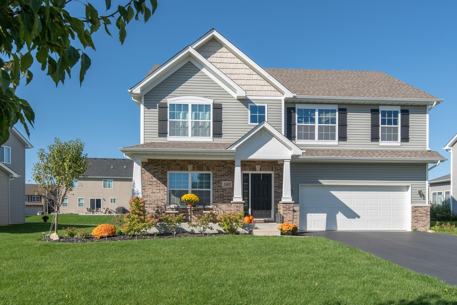 Real Estate Photography - 1503 Ascot Street, Joliet, IL, 60431 - Front View