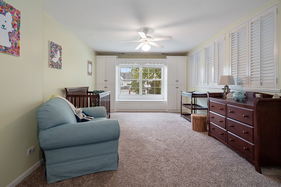 Real Estate Photography - 1300 Mulberry, Cary, IL, 60013 - 4th Bedroom