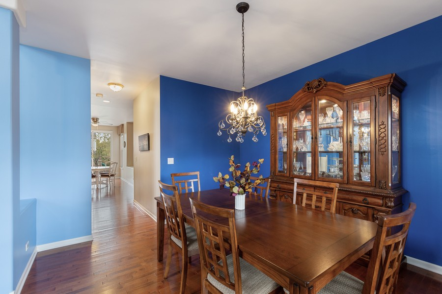 Real Estate Photography - 1300 Mulberry, Cary, IL, 60013 - Dining Room