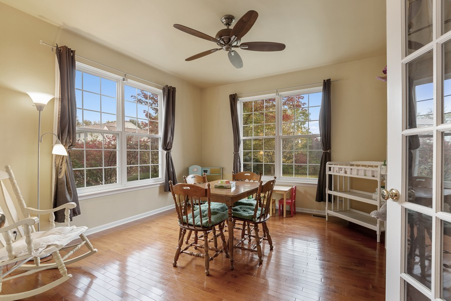Real Estate Photography - 1300 Mulberry, Cary, IL, 60013 - 5th Bedroom