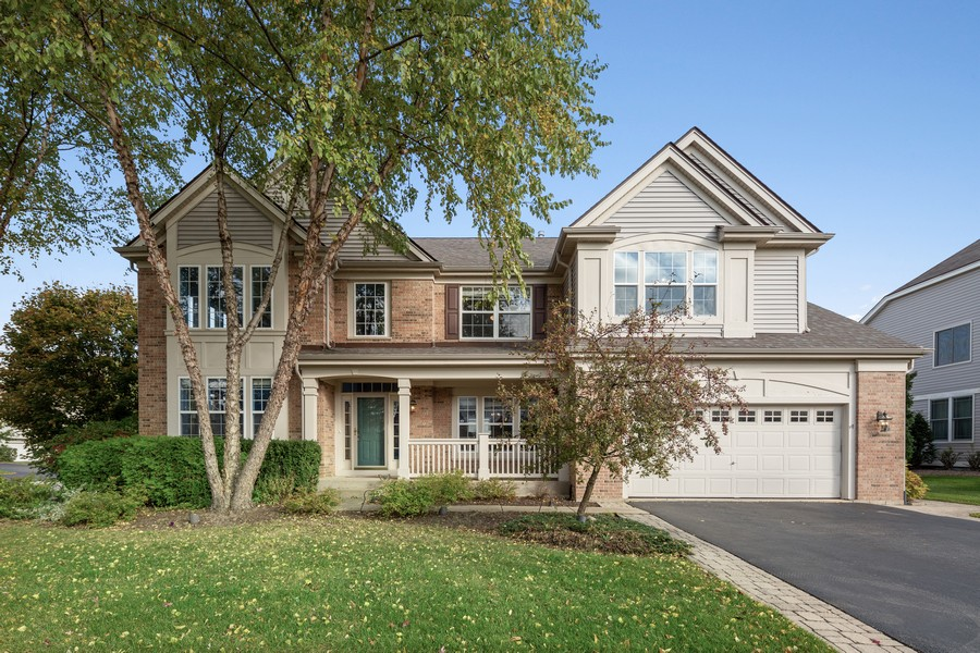 Real Estate Photography - 1300 Mulberry, Cary, IL, 60013 - Front View