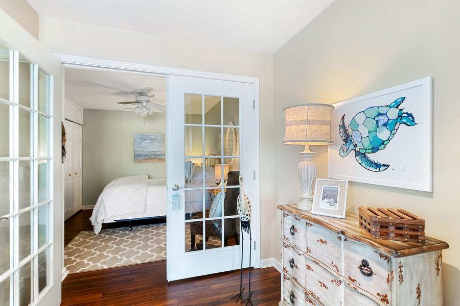 Real Estate Photography - 300 Oselka Dr, Unit 163, New Buffalo, MI, 49117 - Master Bedroom