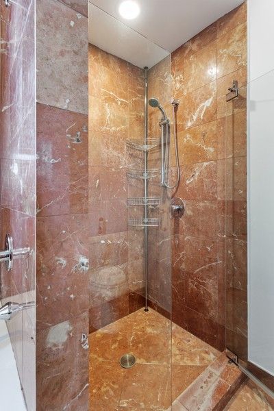 Real Estate Photography - 3971 S Ellis St, chicago, IL, 60653 - Master Bathroom