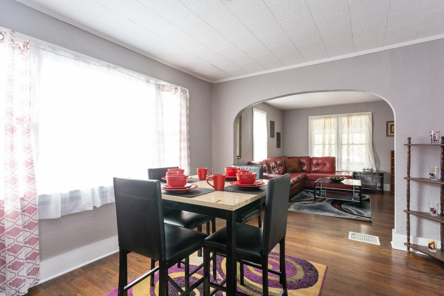 Real Estate Photography - 115 Case St, Michigan City, IN, 46360 - Dining Room