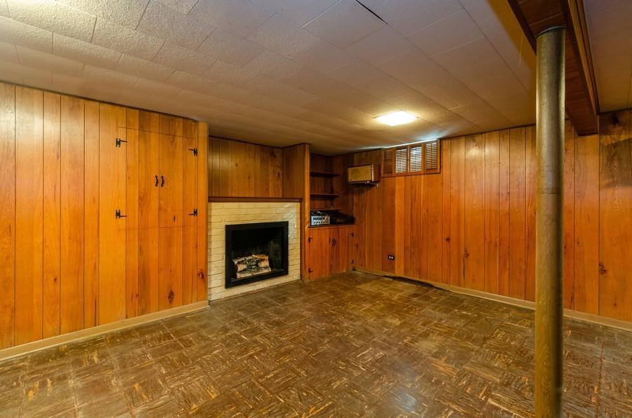 Real Estate Photography - 5319 Arcadia, Skokie, IL, 60077 - Basement