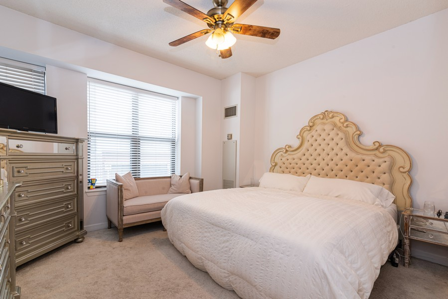 Real Estate Photography - 41 E 8th St, Chicago, IL, 60605 - Master Bedroom
