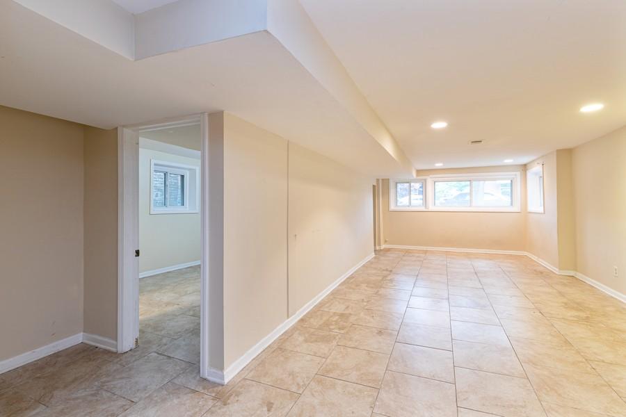Real Estate Photography - 1416 Highland Ave, Berwyn, IL, 60402 - Basement