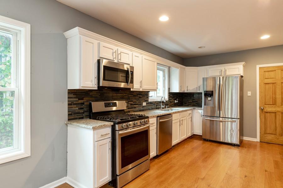 Real Estate Photography - 1416 Highland Ave, Berwyn, IL, 60402 - Kitchen
