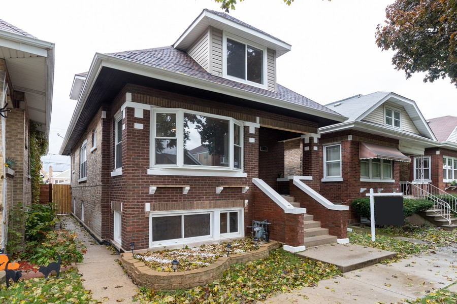 Real Estate Photography - 1416 Highland Ave, Berwyn, IL, 60402 - Front View