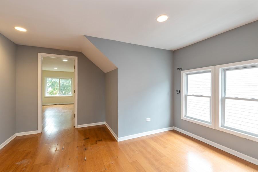 Real Estate Photography - 1416 Highland Ave, Berwyn, IL, 60402 - Hallway