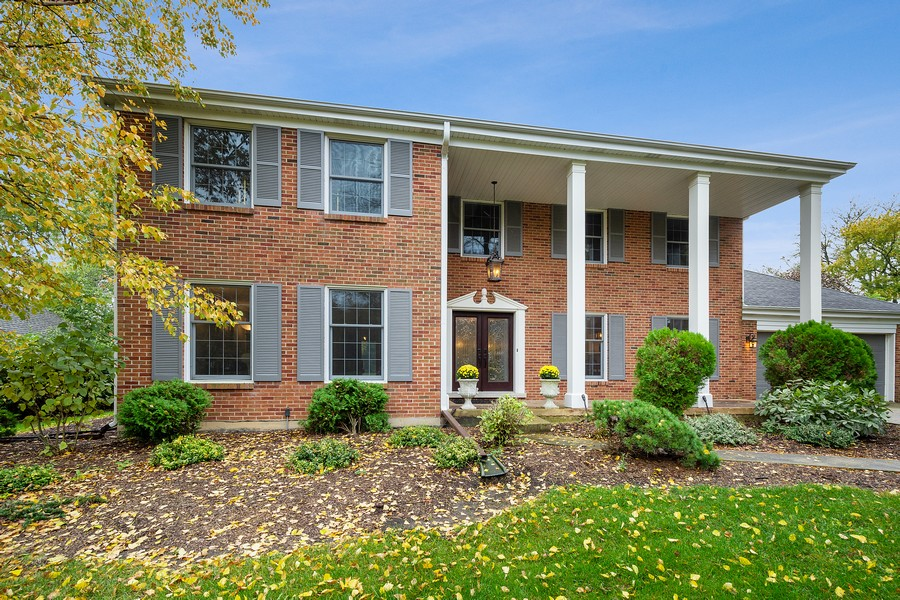 Real Estate Photography - 108 Fox Hunt Trl, Barrington, IL, 60010 - Front View