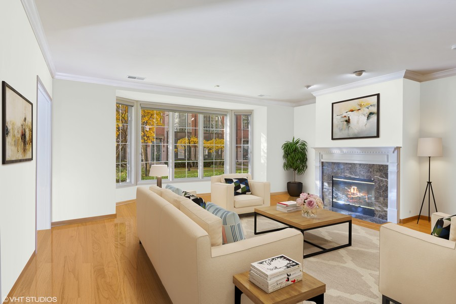 Real Estate Photography - 1433 S Prairie Ave, Chicago, IL, 60605 -