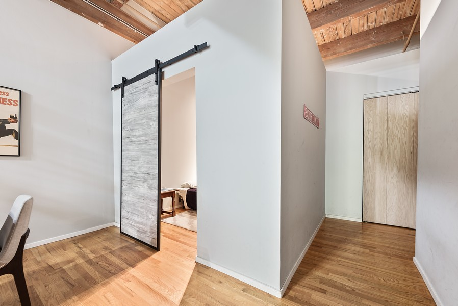 Real Estate Photography - 2300 W Wabansia, Unit 220, Chicago, IL, 60647 - Entryway