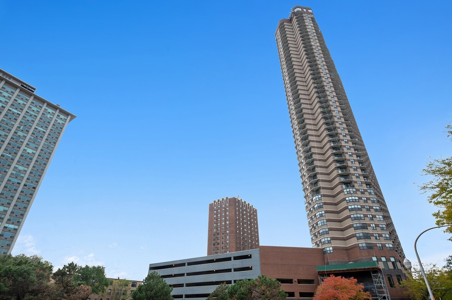 Real Estate Photography - 3660 N. Lake Shore Drive, Unit 3903, Chicago, IL, 60613 - Front View