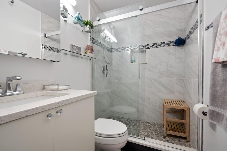 Real Estate Photography - 3660 N. Lake Shore Drive, Unit 3903, Chicago, IL, 60613 - Bathroom
