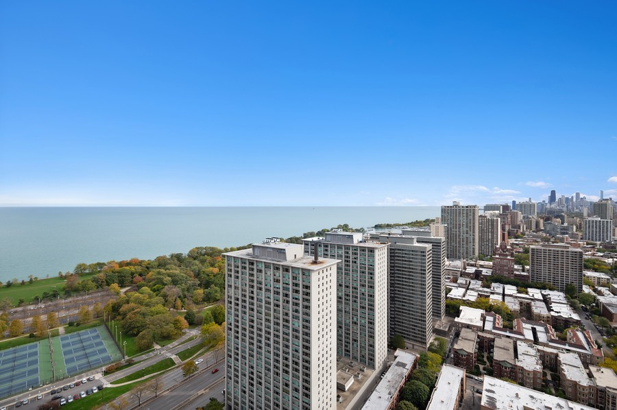Real Estate Photography - 3660 N. Lake Shore Drive, Unit 3903, Chicago, IL, 60613 - Lake View