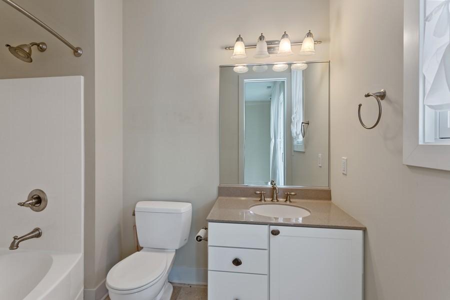 Real Estate Photography - 105 N Thompson St, New Buffalo, MI, 49117 - Master Bathroom