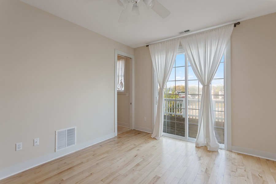 Real Estate Photography - 105 N Thompson St, New Buffalo, MI, 49117 - Master Bedroom