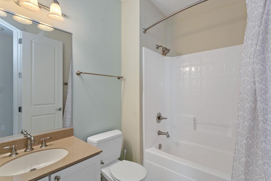 Real Estate Photography - 105 N Thompson St, New Buffalo, MI, 49117 - Guest Bathroom