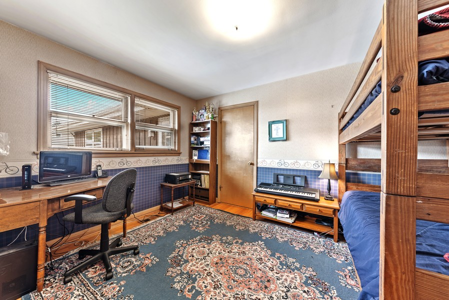 Real Estate Photography - 610 N Wilshire, Arlington Heights, IL, 60004 - 3rd Bedroom