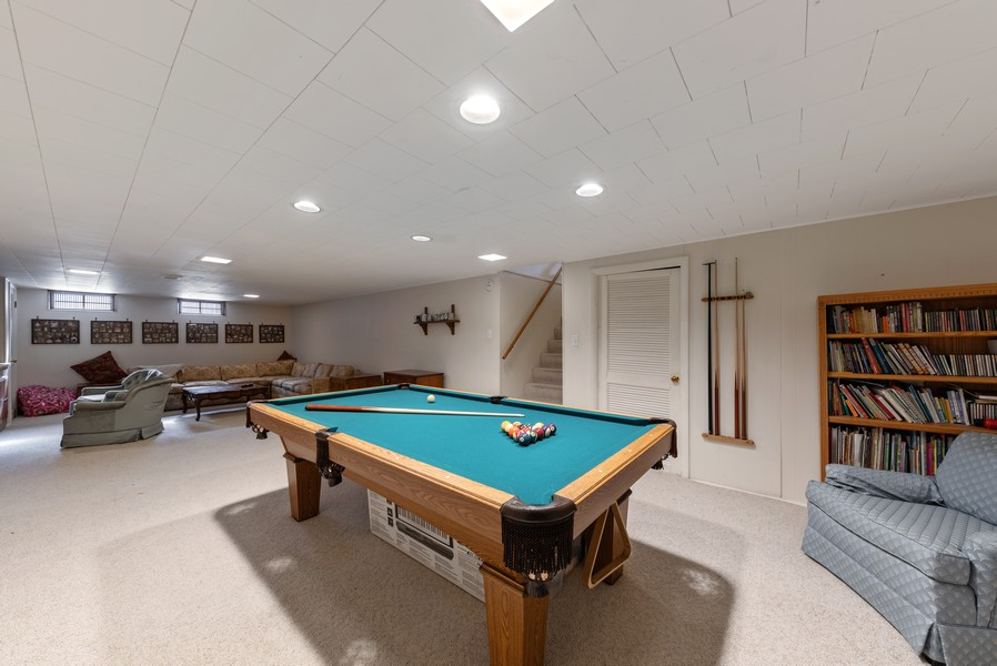 Real Estate Photography - 610 N Wilshire, Arlington Heights, IL, 60004 - Basement