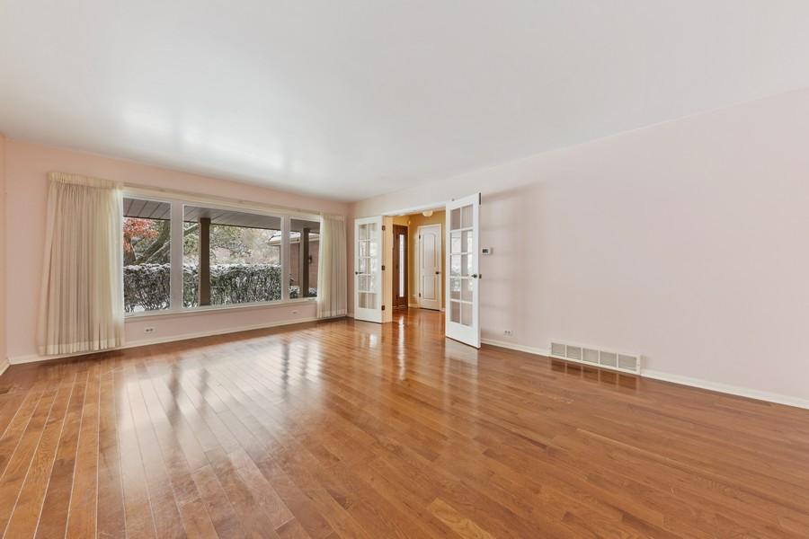 Real Estate Photography - 447 S. York St, Elmhurst, IL, 60126 - Living Room