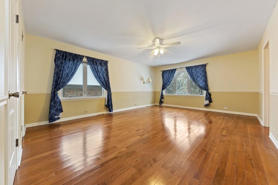 Real Estate Photography - 447 S. York St, Elmhurst, IL, 60126 - Master Bedroom