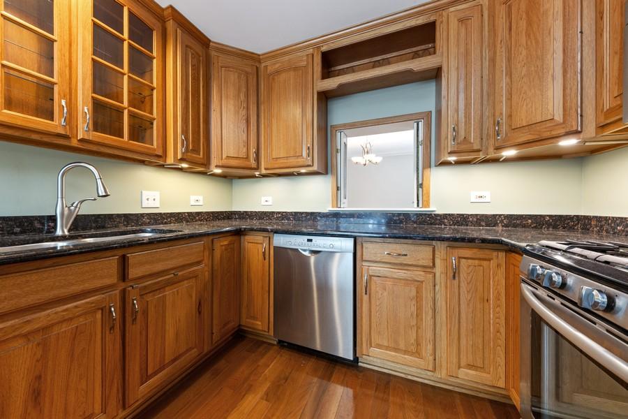 Real Estate Photography - 447 S. York St, Elmhurst, IL, 60126 - Kitchen