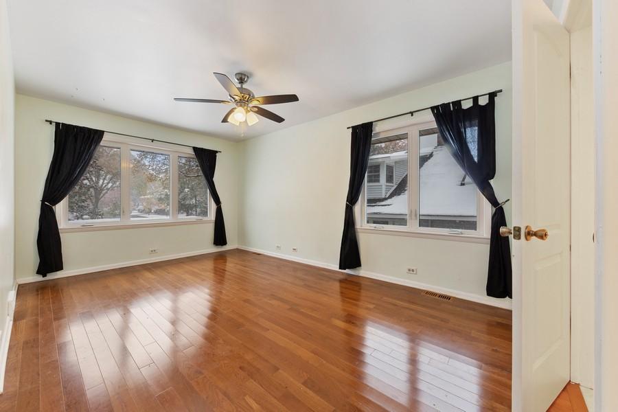 Real Estate Photography - 447 S. York St, Elmhurst, IL, 60126 - Bedroom
