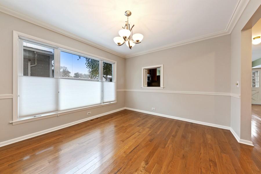 Real Estate Photography - 447 S. York St, Elmhurst, IL, 60126 - Dining Room