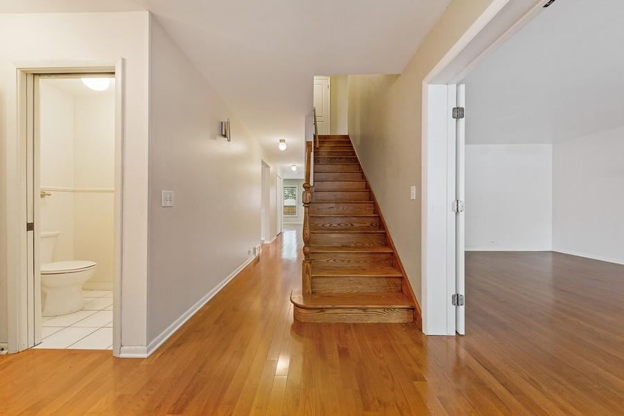 Real Estate Photography - 447 S. York St, Elmhurst, IL, 60126 - Foyer