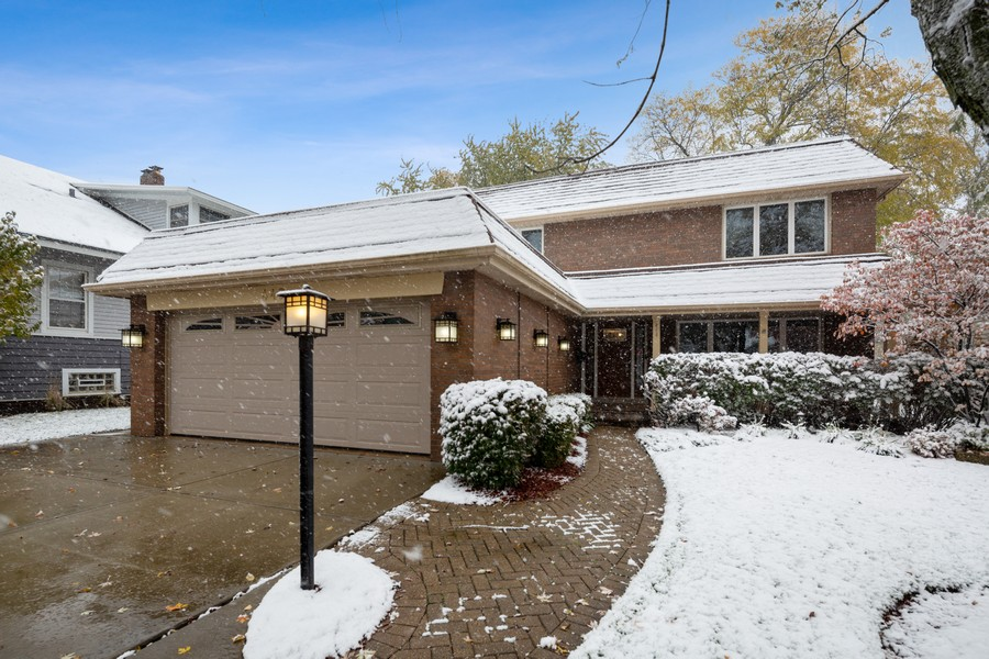 Real Estate Photography - 447 S. York St, Elmhurst, IL, 60126 - Front View