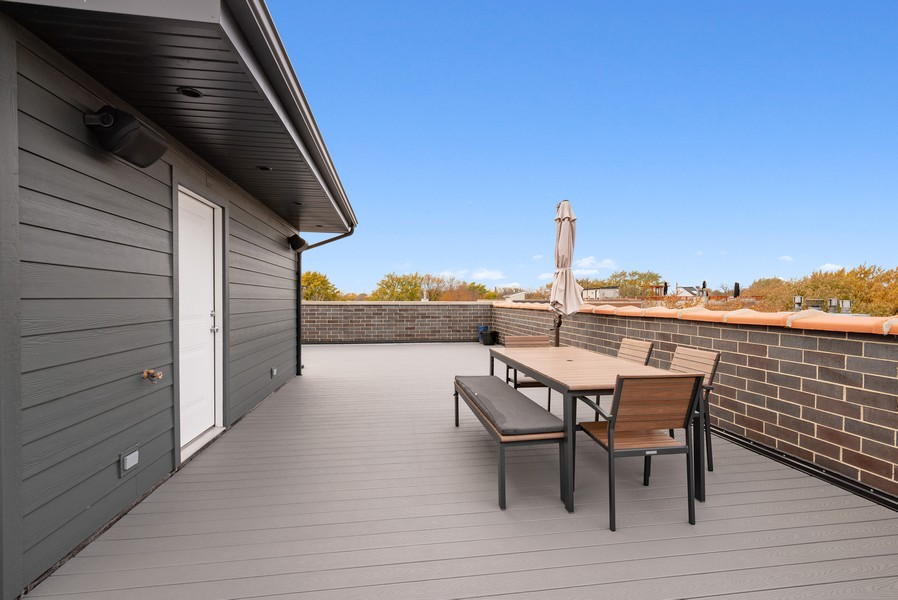 Real Estate Photography - 3645 N Damen Ave #3, Chicago, IL, 60618 -
