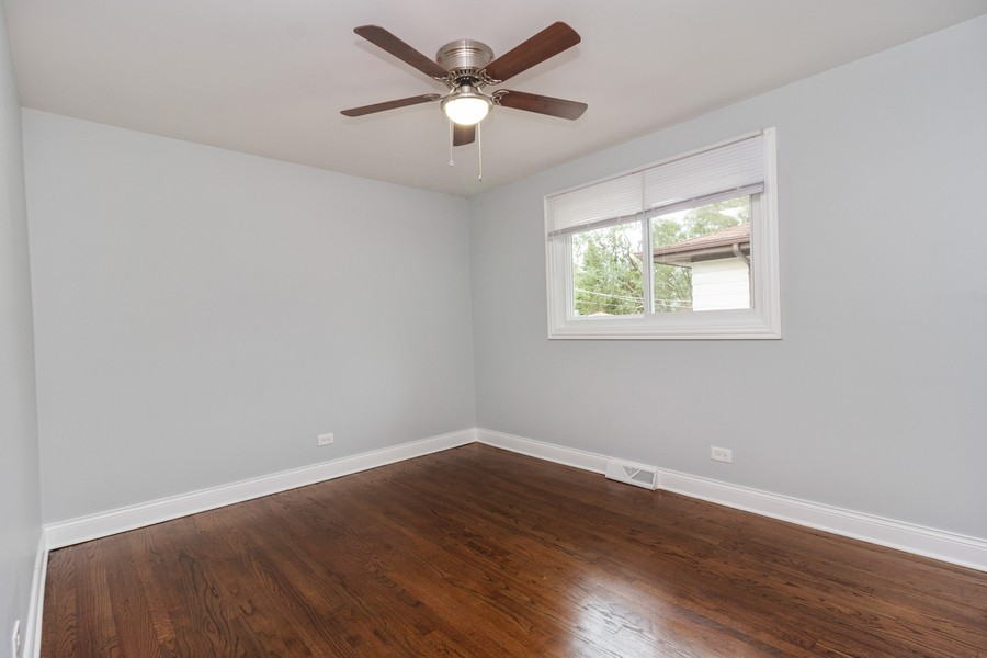 Real Estate Photography - 1400 E. 146th St., Dolton, IL, 60419 - 3rd Bedroom