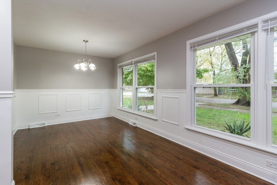 Real Estate Photography - 1400 E. 146th St., Dolton, IL, 60419 - Dining Room