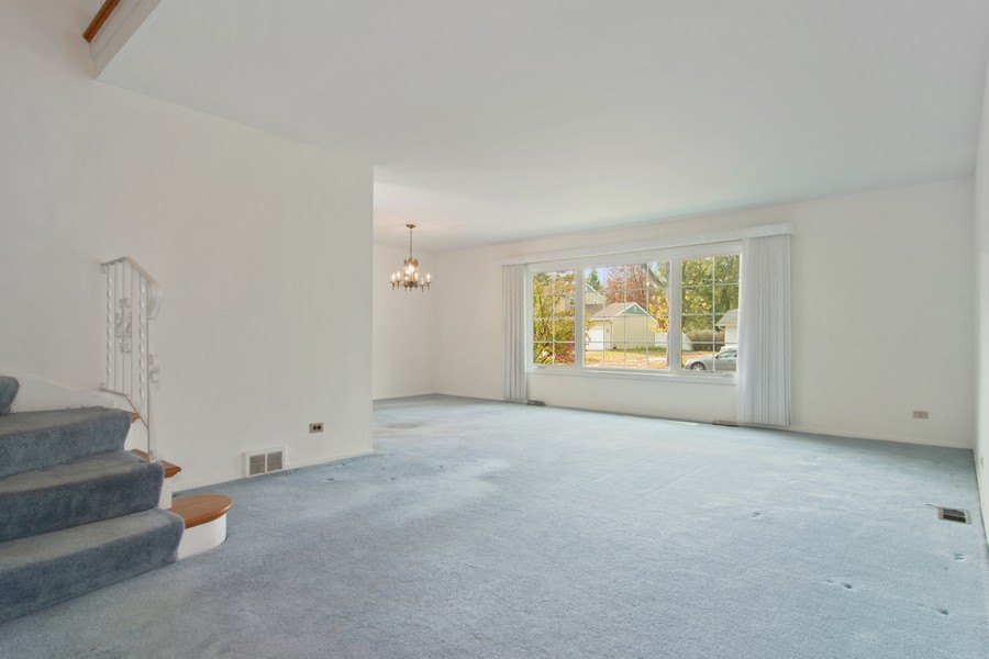 Real Estate Photography - 2174 Adams St, Rolling Meadows, IL, 60008 - Living Room