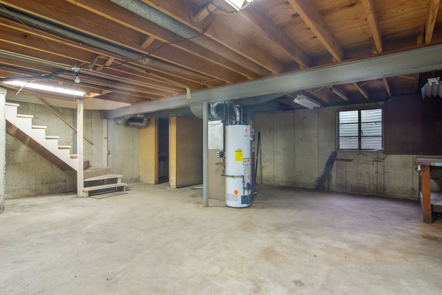 Real Estate Photography - 2174 Adams St, Rolling Meadows, IL, 60008 - Basement