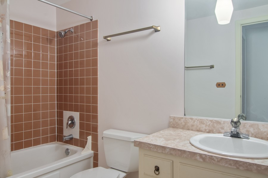 Real Estate Photography - 2174 Adams St, Rolling Meadows, IL, 60008 - Bathroom