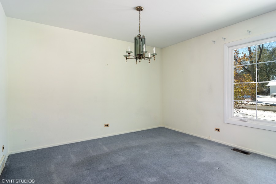 Real Estate Photography - 2174 Adams St, Rolling Meadows, IL, 60008 - Dining Room