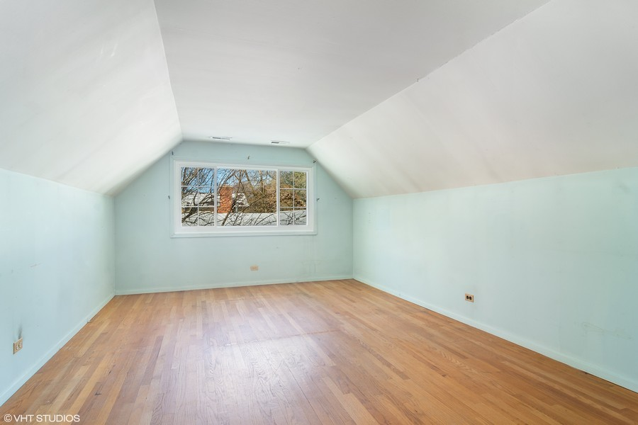 Real Estate Photography - 2174 Adams St, Rolling Meadows, IL, 60008 - 4th Bedroom